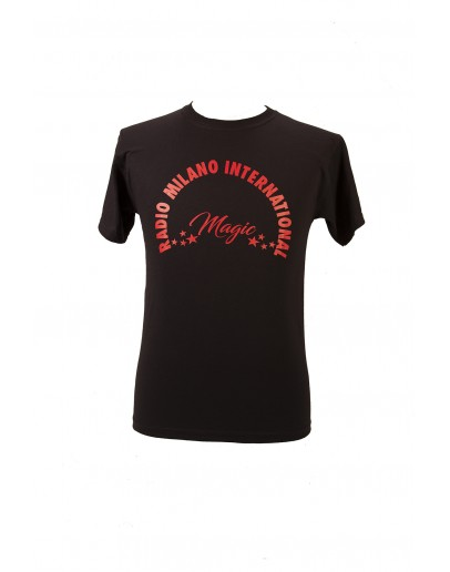 T-SHIRT MAGIC RADIO MILANO INTERNATIONAL