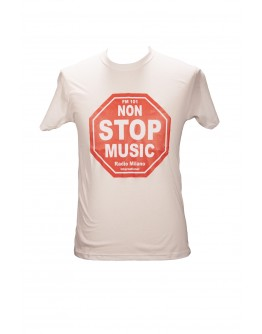 T-SHIRT NON STOP MUSIC