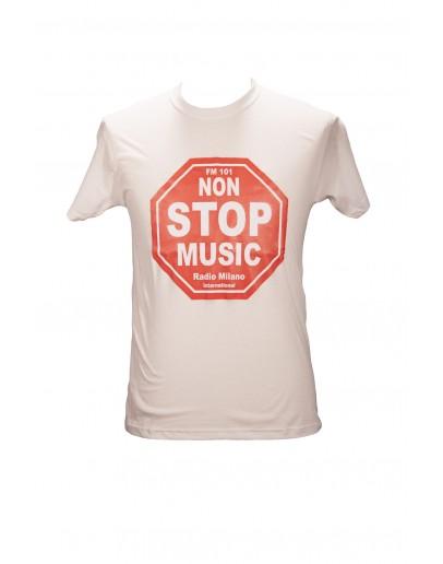 T-SHIRT NON STOP MUSIC