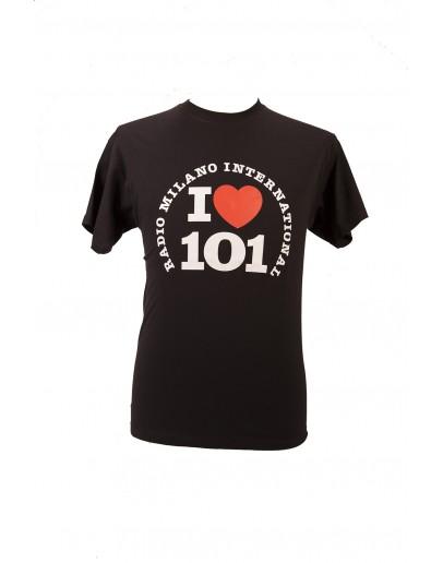 T-SHIRT I LOVE 101