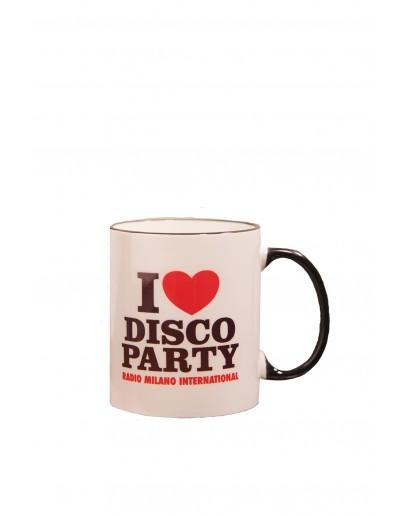 TAZZA I LOVE DISCO PARTY