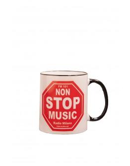 TAZZA NON STOP MUSIC