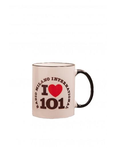 TAZZA I LOVE 101
