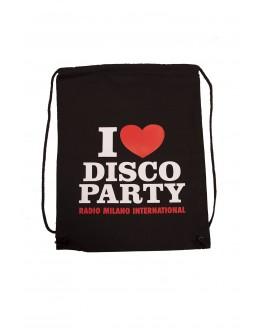 SHOPPER I LOVE DISCO PARTY